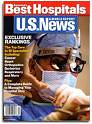 U.S. News cover with doctor pictured
