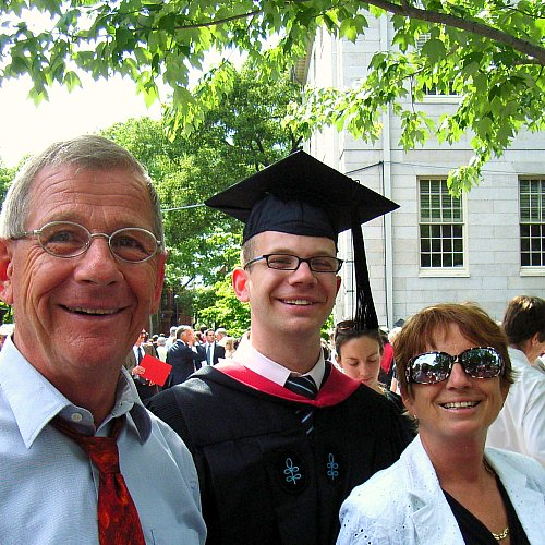 Harvard Commencement Thursday, May 27, 2011 by Ginas Pics