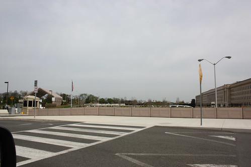 The 9/11 Pentagon Memorial