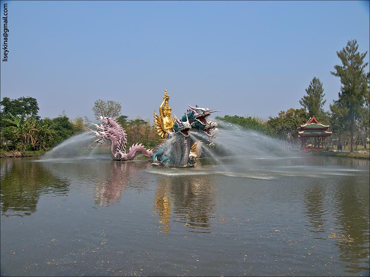 Bodhisattva Avalokitesvara (Kuan-Yin) Performing a Miracle