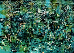 Southside (Sarah Giannobile) Tags: original abstract beautiful painting landscape stlouis southside sarahgiannobile awardtree giannobile