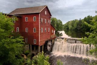 Dells Mill, Augusta WI