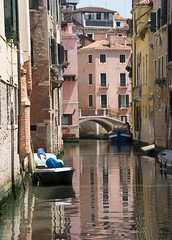 back-street canal