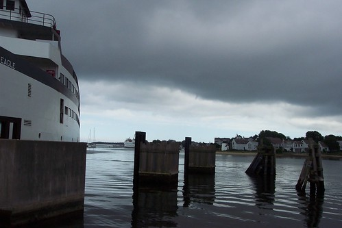 Grey Skies For Nantucket