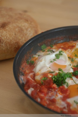 huevos a la marroquí