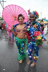 Mermaid Parade 2009 (siberfi) Tags: new york nyc carnival colour festival coneyisland costume parade colourful mermaid mermaidparade 2009 mermania