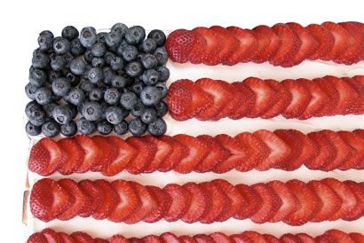 Fourth of July Cake (Photo courtesy of BrightIdeas.com)