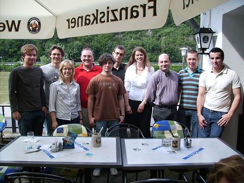 2009-06-27 | Juso-Bezirksvorstand tagt in Passau