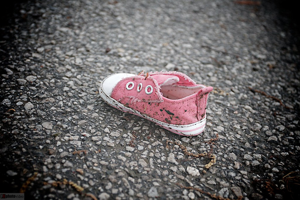 Little Sneaker Lost      - 116:365