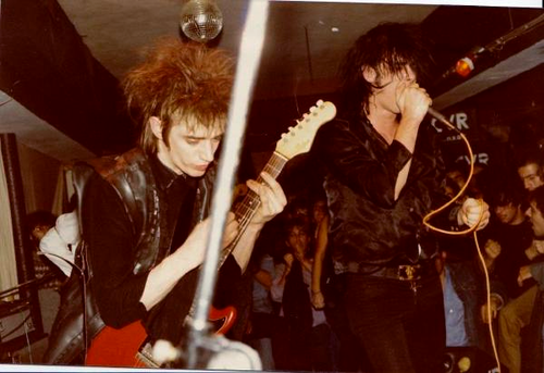 blixa and nick