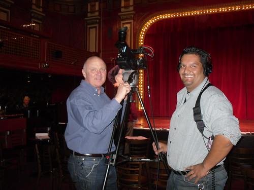 George Lang, Abel Machado at Beach Blanket Babylon
