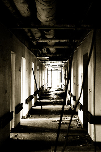 Abandoned S 228 Uglings Und Kinderkrankenhaus Wei 223 Ensee