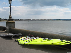 Brand New Goya Windsurfing 'Surf' 202lt Boards & 'Surf' Beginners Windsurf Sails