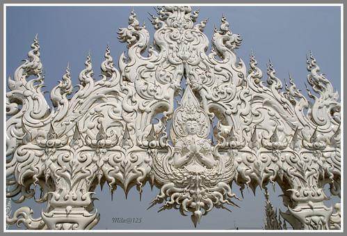 Wat Rong khun (Templo Blanco)