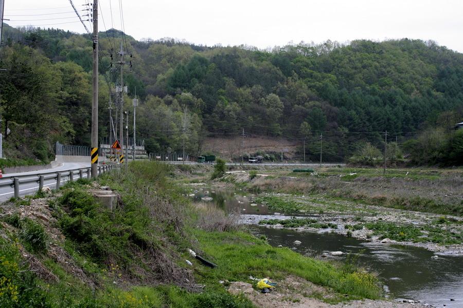 Okcheon to Geumsan