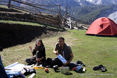 Czech Replic @ Fairy Meadows (rizwanbuttar) Tags: pakistan trek meadows fairy broadview fairymeadow nanga parbat