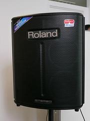 USTREAMスタジオ渋谷 Roland BA-330