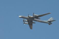 Tu-95 (alexey63) Tags: canon mark aircraft aviation 300mm armor 5d airforce 95 russian bomber strategic distant россия tu95 ту бомбардировщик ввс стратегический