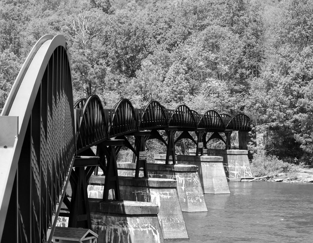 Ohiopyle State Park:  Rails to Trails Bike Trail