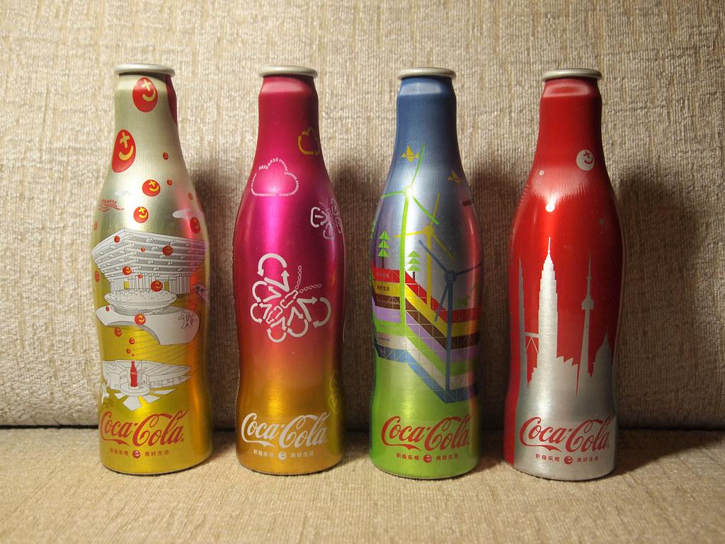 world expo shanghai coca cola 上海世博2010