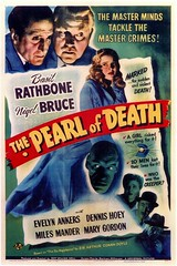 Sherlock Holmes : La perle des Borgia affiche