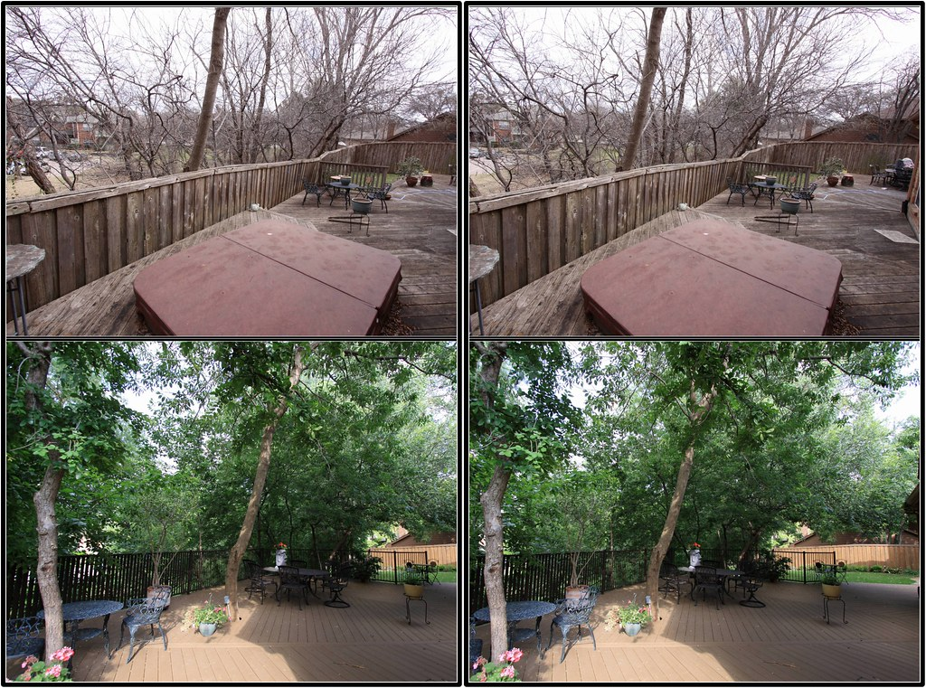 3D- Deck Before-After 3