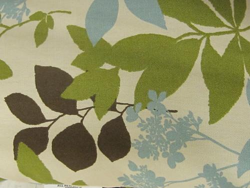 Leaf Textile Design