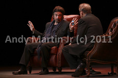 Al Pacino 2011-20 (twoegrets) Tags: usa nc durham live performance raleigh interview spoken alpacino onenightonly dpac