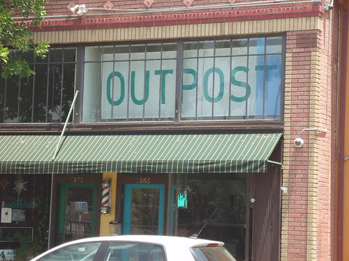 Outpost for Contemporary Art