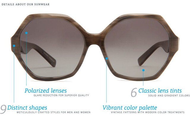 warby parker sunnies