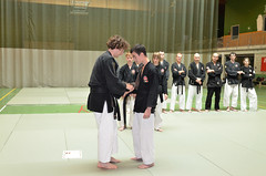 DSC_0800_web (Fdration belge de Tai-do et d'arts martiaux) Tags: passages et noire shodan ceinture nidan