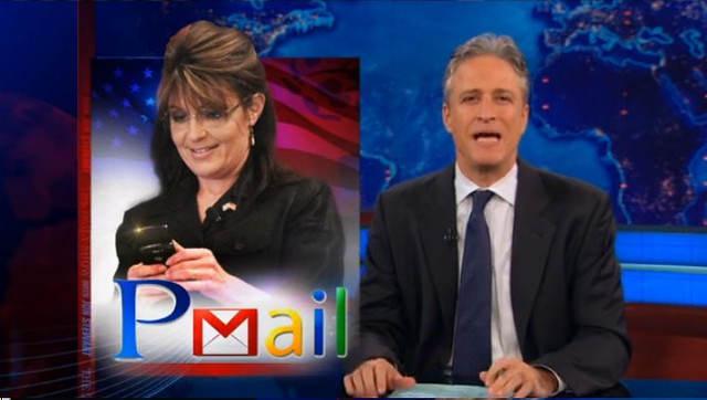 Pmail - The Daily Show