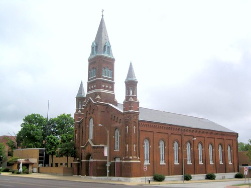 St. Bridget of Erin Roman Catholic Church and Central Catholic School and Academy