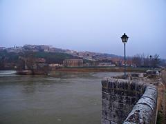 Sin tiempo (Jesus_l) Tags: espaa puente europa valladolid simancas jessl