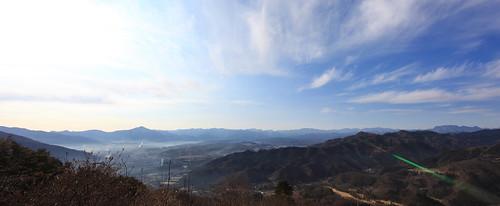 View / 宝登山(ほどさん)から