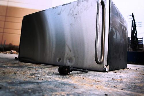 dirt microwave trashjunkyardskateboardelectricplug