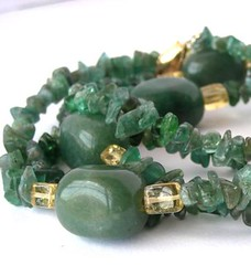 aventurine (with citrine)