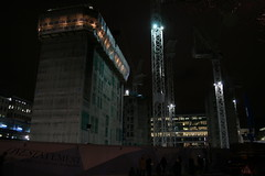 London_Baustelle (benjaminvonpidoll) Tags: