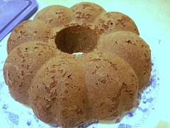 tunnel of fudge Bundt cake