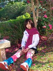 20090111___024 (nttjason) Tags: girl beauty model olympus cutie 2009  e510  difoucs 1260mm
