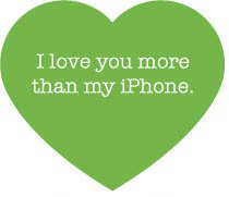 I love you more...