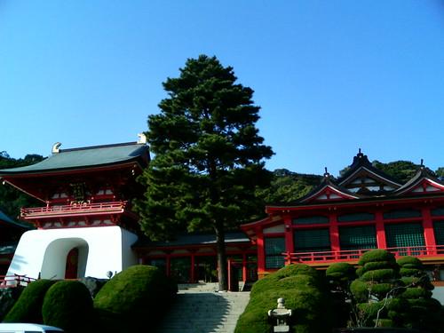 Templo en Shimonoseki