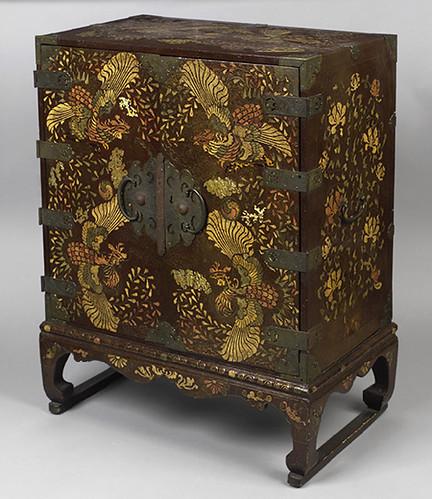 014-Arca de la dinastía Choson-siglo 19-Corea - Copyrigth © 2000-2009 The Metropolitan Museum of Art