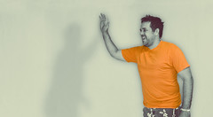 35.365 YIP {hi five cutout} (mojodale) Tags: shadow orange colour vintage cutout dale hifive selective yip cwd 35365 mojodale mojod 2009yip cwdtop3 cwd1081 cwdtop3108