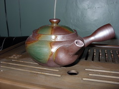Gorgeous new kyusu