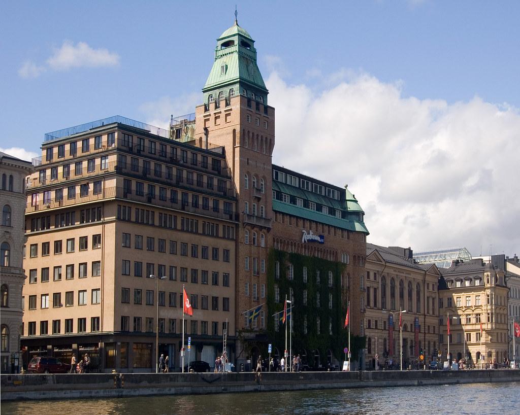 Strand Hotel, Stockholm