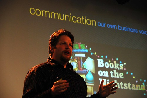 Chris Brogan, President of New Marketing Labs and Social Media Specialist