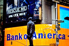 rescue me - bank of america