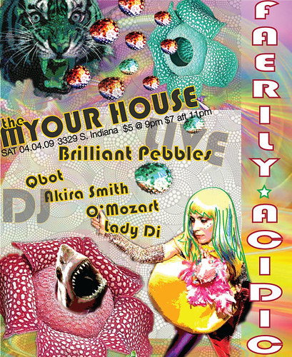MYOUR House Flyer