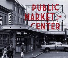 Pike Place Market no 2, Seattle (enigmafotografi) Tags: seattle washington pikeplace publicmarket